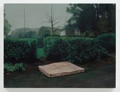 George Shaw: Coventry paintings George Shaw, The Appointment, x etching, 2005 Last summer I had the chance to visit the Saatchi Gallery in London, where I encountered George Shaw's work. Saatchi Gallery, Galleries In London, Royal College Of Art, Green Landscape, Day For Night, Old Art, Coventry, Pretty Art, Landscape Paintings
