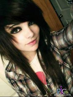I love these extensions <3 and I'm getting my hair like this!