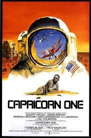 Capricorn One Spanish Language Poster Art James Brolin ? Science Fiction, Fiction Movies, Sci Fi Movies, Old Movies, Great Movies, 1970s Movies, Fantasy Movies, Comic Movies, Horror Movies