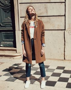 6 Genius Outfit Ideas From Madewell's Fall Campaign via @WhoWhatWearUK