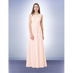 Bill Levkoff Bridesmaid Dress 1209