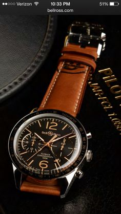 Bell & Ross Flyback Chronograph