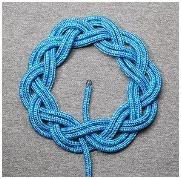 The Beading Gem's Journal: How to Make a Turk's Head Knot or Sailor Jewelry