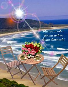 Outdoor Furniture Sets, Outdoor Decor, Good Morning, Bicycle Decor, Buen Dia, Bonjour, Good Morning Wishes