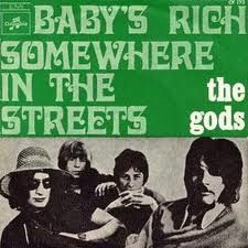 Images for The Gods - Baby's Rich / Somewhere In The Street Vinyl Music, Lp Vinyl, God 7, Serge Gainsbourg, 2nd Baby, Street, Memes, Babys, Image
