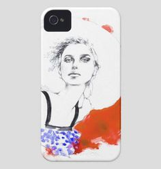 """So, now you can carry me with you at all times! ;)    Featured Product:    """"Summer Breeze"""" iPhone Case  Illustration by Myrtle Quillamor, 2012.  $39.95    Case-Mate Barely There iPhone Case  Made for iPhone 4/4S  -Impact-resistant, flexible, and lightweight  -Allows easy access to all ports, controls, and sensors    http://shopgofa.com/collections/mqiphonecases/products/summer-breeze-1    Oh, also wanted to note... these are only going to be sold for a month! :)"""