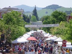 Antique and collectable lovers throughout the Bay Area are welcome to come, browse and shop the 27th Annual Petaluma Spring Antique Faire on Sunday April 28, 2013, 8 am to 4 pm set in one delightful and relaxing setting in downtown Petaluma. Admission is free.