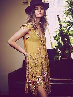 Free People Womens Magic Garden Party Dress from Free People. Saved to Quick Saves. #no.