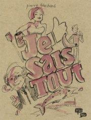 Je sais tout - Pierre Bouchard Salads, Comics, Stone, November