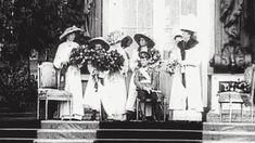 """baryshnya: """" Grand Duchesses Olga, Tatiana, Maria, Anastasia and Tsarevich Alexei of Russia """""""