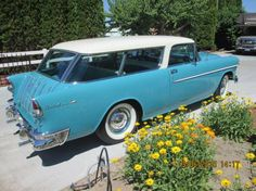 1955 Chevrolet Nomad 1955 Nomad For Sale | OldRide.com...Re-pin brought to you by #AUTOInsuranceagents at #Houseofinsurance in #Eugene