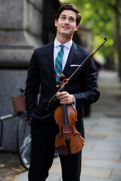 Charlie Siem Is Your New Favorite Violinist - BuzzFeed Mobile   Indeed!