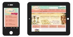 Nosso layout é responsivo compre a partir de seu tablet ou smartphone