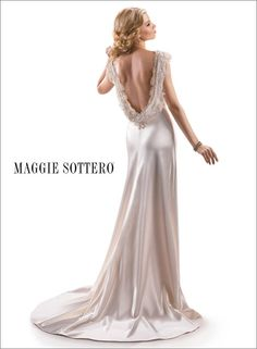 Large View of the Emilena Bridal Gown