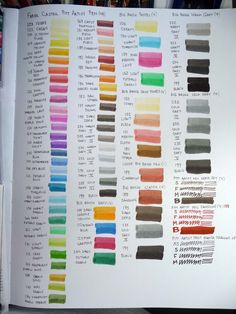 Favori ALL THE COLORS - Faber-Castell Pitt Artist Brush Pen | Awesome  XS77