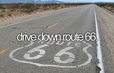 I have been on Route 66 from so cal to as n back but no further. I want to drive the entire route.