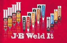 Just J-B Weld It.