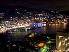 熱海夜景 (Atami at night) #Japan #Night