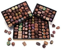 [André's Confiserie Suisse] 'Deluxe' Chocolate Collection, 20pc - $25.50