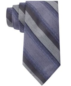 Elie Tahari Traditional Stripe Tie