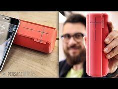 Recensione UE BOOM 2 - Lo speaker Bluetooth che NON TEME NULLA