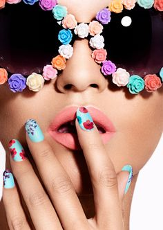 Peace, love and manicures