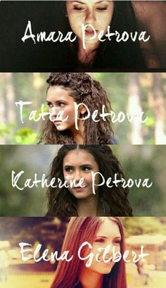 What is the story line with Tatia Petrova