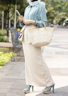 Modern Hijabi style