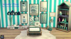 Lana CC Finds - LV Winter Blue by lunaticavillage