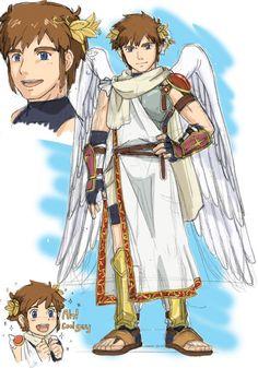 Archangel Pit-kun 2 by Go-Shogawara.deviantart.com on @deviantART