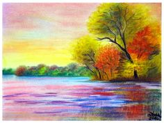Pastel, Laura Mateescu, www. Pastel, Painting, Art, Cake, Painting Art, Paintings, Kunst, Paint, Draw