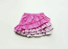 Shapla Ruffle Skirt tutorial