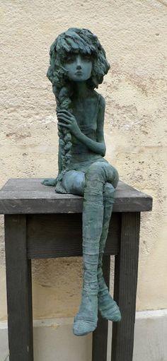 Valérie Hadida – Frimousse, sculptures