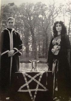 Michael & Lillith Aquino of The Temple Of Set