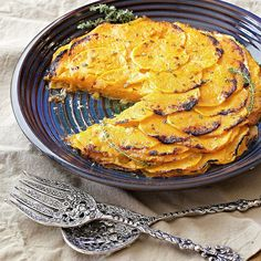 A butternut squash version of Pommes Anna. Pommes Anna is a classic French dish that is a classic for a reason. It is the technique that makes this dish spectacular. There are only two ingredients ...
