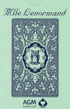 Mlle Lenormand Blue Owl