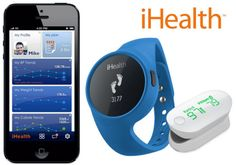 iHealth Lab launches new Oximeter and Health Tracker