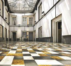 Fondazione Querini Stampalia | Carlo Scarpa, Mario Botta, Valeriano Pastor | Photo : Fondazione Querini Stampalia