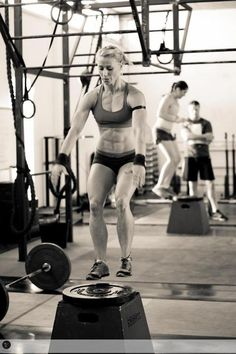 I find it difficult to go to a normal gym after doing crossfit...it's much more satisfying and challenging.