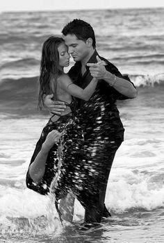 in riva al mare…