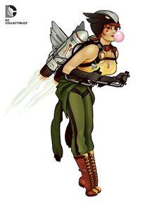 DC Collectibles: Spotlight on Illustrator Ant Lucia | DC Comics