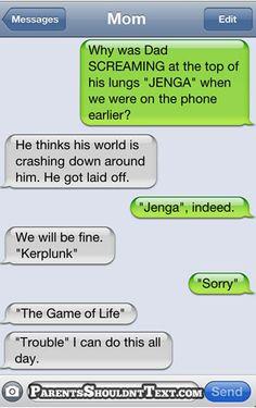 awww...board game humor!!!!