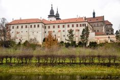Trebic - one of the most interesting yet overlooked towns in Czech Republic, home to two UNESCO sites. Let me take you for a walk through Trebic! Pedestrian Bridge, Central Europe, Romanesque, Czech Republic, Small Towns, Cemetery, Trip Planning, Tourism, Hunting