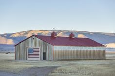 Vap Construction building in Laramie, WY done for the Deerwood Ranch Wild Horse Ecosanctuary.