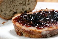 Fig & Balsamic Jam Fig Recipes, Canning Recipes, Diabetic Recipes, Dinner Recipes, Fig Jelly, Lavender Jam, Fig Jam, Best Cheese, Cheese Spread