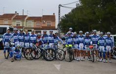 Gran participación del Club Btt Jumilla Montesinos en Tobarra
