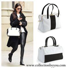 """El binomio black&white siempre es un acierto y en www.collectionbyyou.com os ofrecemos nuestros modelos """"Greta""""y """"Marilyn"""" personalizados y customizados"""