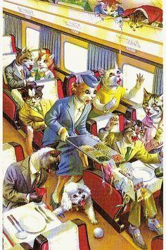 ilustración de Alfred Mainzer