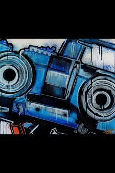 Short Circuit boxed canvas 3x4ft