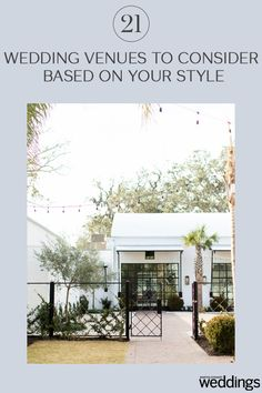 Your wedding venue has to go with your theme so we have combined 21 unique wedding venues that are perfect for each brides theme around the United states. Whether you want rustic modern traditional or trendy - these wedding venues are perfect! Unusual Wedding Venues, Rustic Wedding Venues, Unique Weddings, Exposed Trusses, Wedding Venue Inspiration, Perfect Wedding, Fall Wedding, Urban Setting, Space Wedding